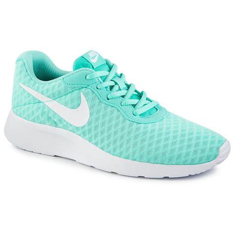 nike sneaker shoes particular nike tanjun se sneaker womens turquoise