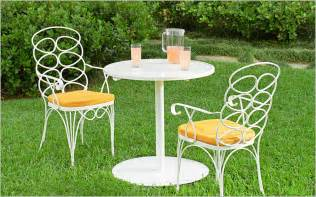 Wrought Iron Outdoor Patio Furniture Wrought Iron Garden Furniture Landscaping Gardening Ideas