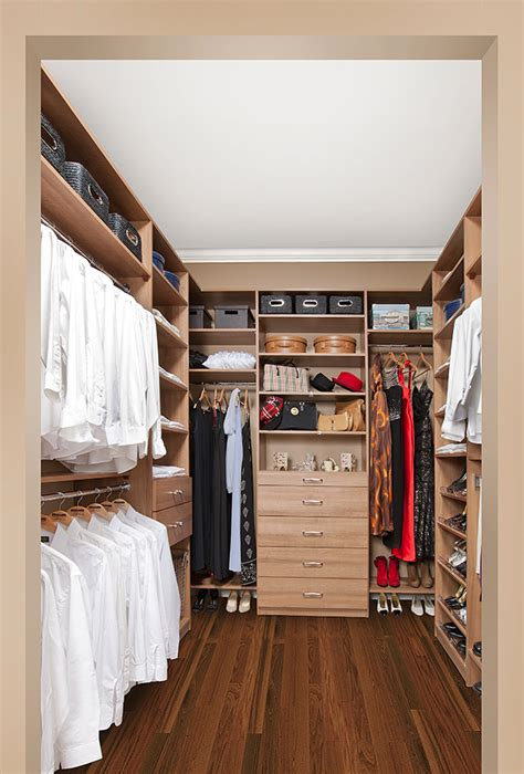 Walk In Closet Systems by Closet Organizers Closet Systems