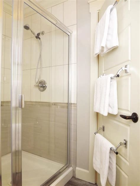 bathroom towel racks ideas 8 simple storage ideas for a small family bathroom