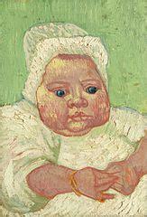 file:van gogh marcelle roulin als baby2.jpeg wikimedia