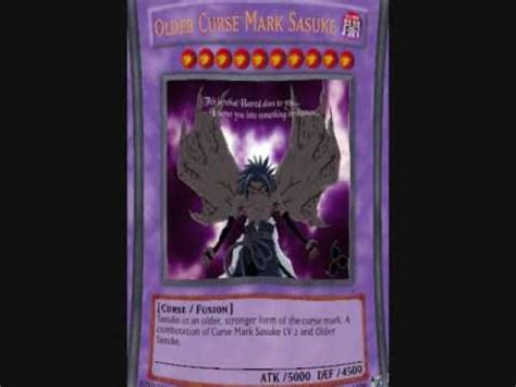 Make My Own Photo Card - naruto yugioh shipudden cards vol 1 youtube