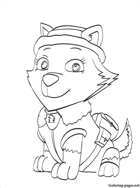 halloween coloring pages paw patrol free coloring pages of paw patrol cat chase 2620 free