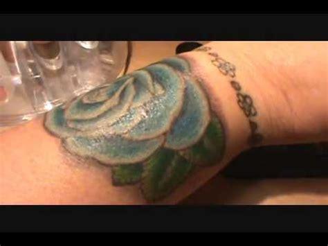 new tattoo faded after peeling new tattoo fading peeling