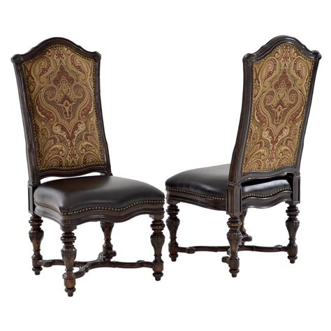 Opulent Furniture opulent side chair el dorado furniture