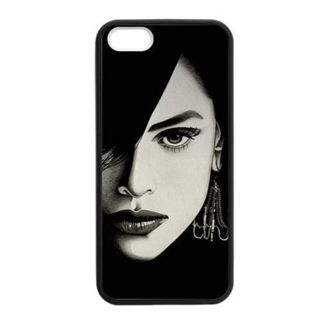 Aaliyah Y0238 Iphone 5 5s aaliyah at your best for iphone 5 5s j 15 boutique