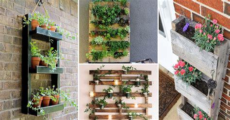 Vertical Balcony Garden Ideas Grow More Plants Indoors Follow 16 Best Diy Vertical
