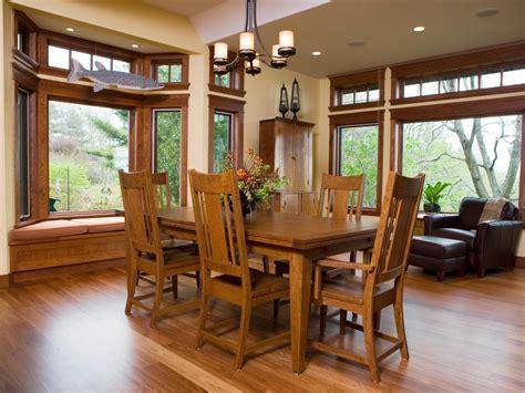 craftsman dining room  beautiful custom picture