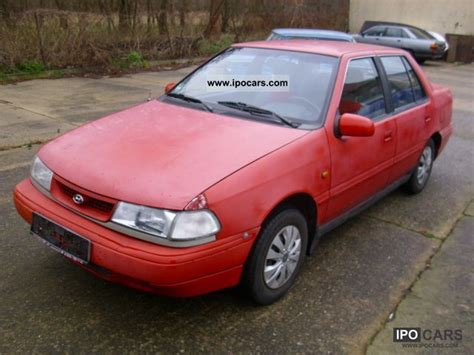 how to learn everything about cars 1992 hyundai scoupe parking system 1992 hyundai pony 1 5i gls car photo and specs
