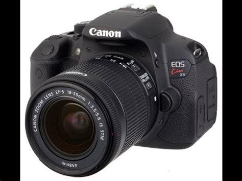 Kamera Canon Eos X7i unboxing canon eos x7i 700d rebel t5i