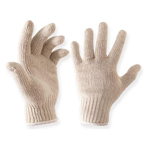 Cotton Glove knit cotton gloves bbq grill gloves big poppa smokers