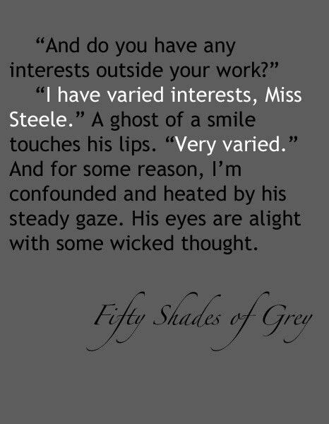 Fifty Shades of Grey by E.L James | FSOG by E.L. James in