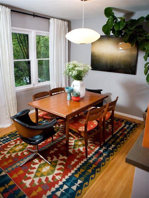 Dining Room Kilim Rug Photo Page Hgtv