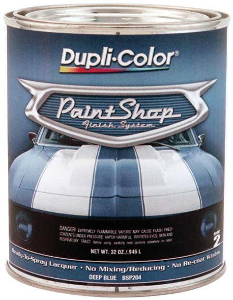 dupli color paint shop blue 32 oz dupbsp204