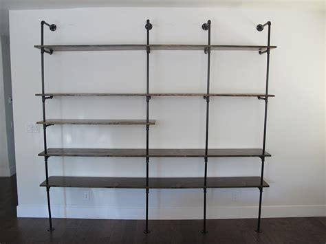 diy bookshelf design iron doherty house diy bookshelf