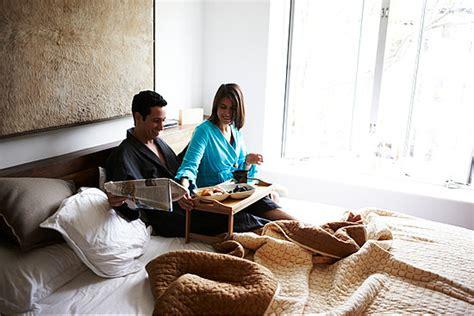 lovers in bed breakfast in bed love it or hate it popsugar food