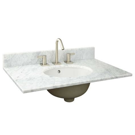 Best Undermount Sink by 73 Quot X 22 Quot Marble Vanity Top With Undermount Sinks
