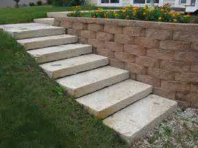 Retaining Wall Stairs Design Mchenry County Landscape Supplies Rocks Gravel Mulch A Yard Materials