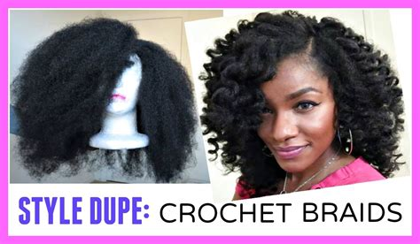 crochet with marley braid hair wig crochet braids alternative marley hair wig in 30 minutes