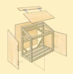 trash barrel shed plans pdf simple shed roof plans