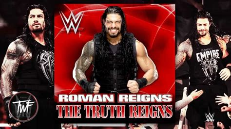 roman reigns themes nokia 206 wwe roman reigns 3rd theme song quot the truth reigns quot 2016 ᴴᴰ