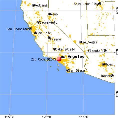 map of burbank ca 91505 zip code burbank california profile homes