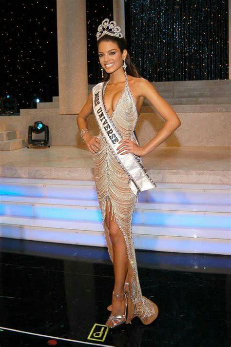 Miss Universe 2006 Pageant Heated Up by Zuleyka Jerr 237 S Rivera Miss Universe 2006