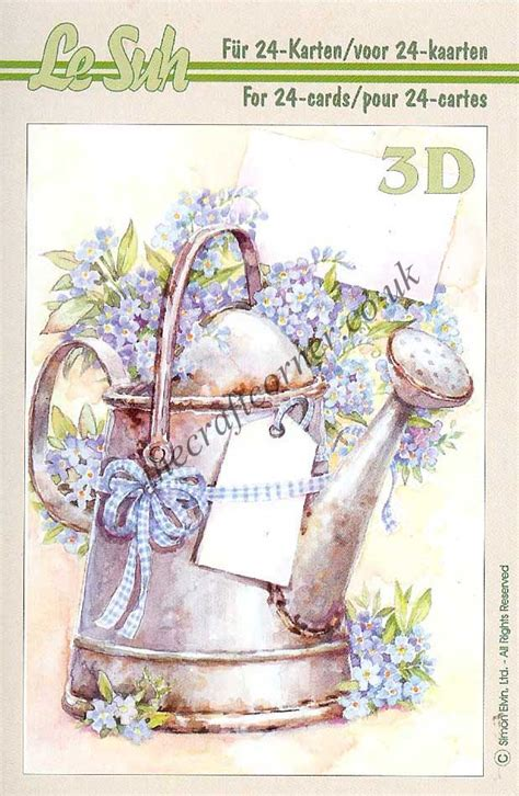 Decoupage Book - flowers 2 mini 3d decoupage book from le suh