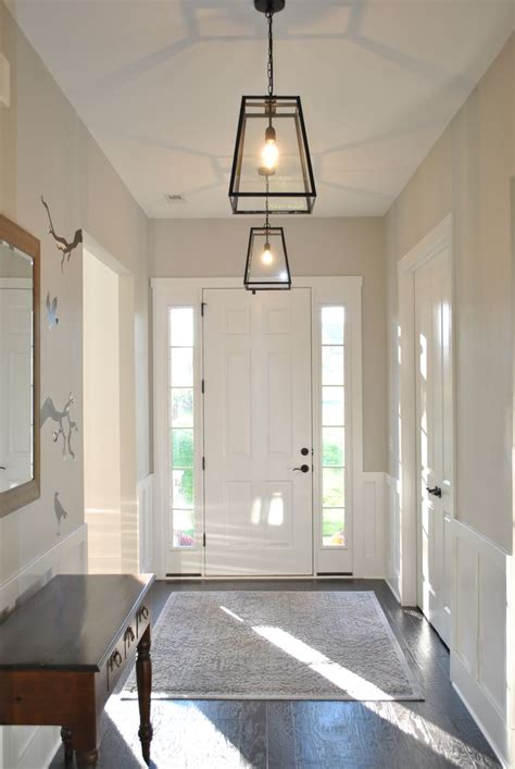 foyer lighting ideas pendant light for entryway tequestadrum
