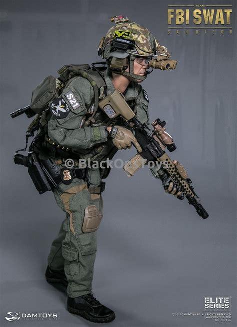 Senter S W A T fbi swat team od green san diego version a