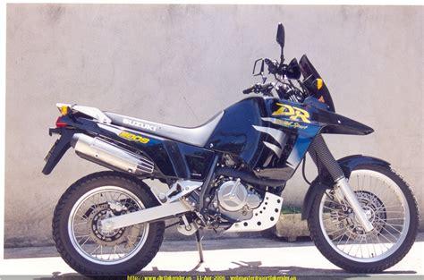 Suzuki Dr800 1998 Suzuki Dr 800 S Pics Specs And Information