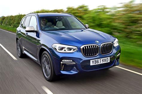 new bmw 2018 x3 new bmw x3 m40i 2018 review auto express