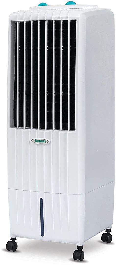 symphony diet   litre air cooler white twins