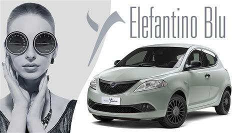 ypsilon elefantino interni promozione nuova ypsilon elefantino offerte auto lancia