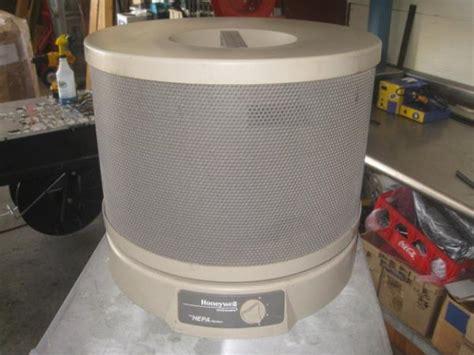 honeywell enviracaire  true hepa air cleaner air