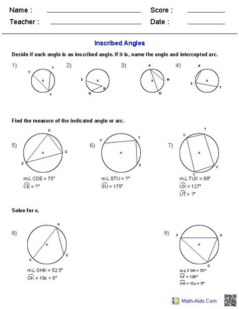 Math Aids Worksheets by Math Aids Worksheets Angles Acumen Solving Right