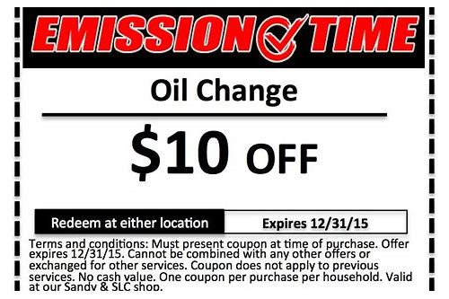 oil coupons near me
