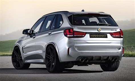 manhart bmw xm revealed  hp