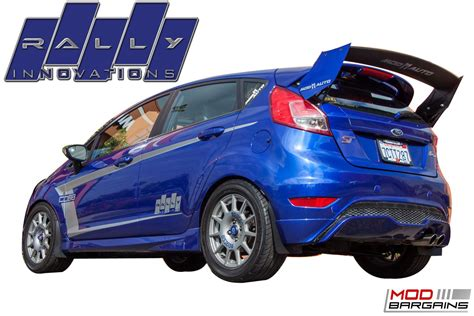 wing ford race rear wing spoiler for 2014 ford st mk 7 5