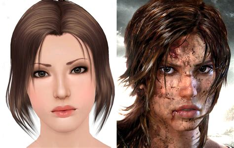 Mod The Sims   Lara Croft (Tomb Raider 9)