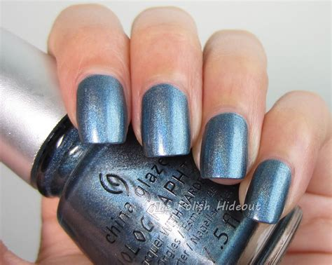 China Glaze Take A Trek china glaze take a trek hologlam collection china