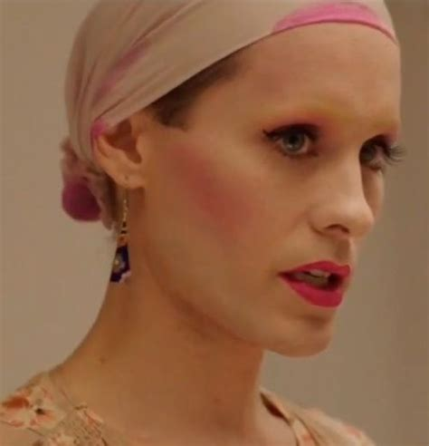 jared leto dallas buyers club jared leto as rayon from dallas buyers club jared leto
