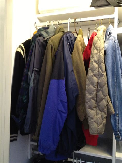 Coat Wardrobe by Challenge 15 The Coat Closet The Seana Method
