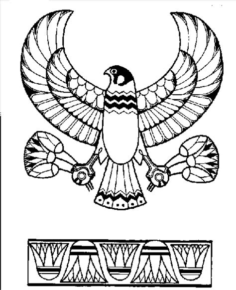 free coloring pages of egypt free coloring pages of ancient egyptian gods