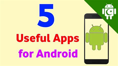useful apps for android 5 useful apps for android april 2017