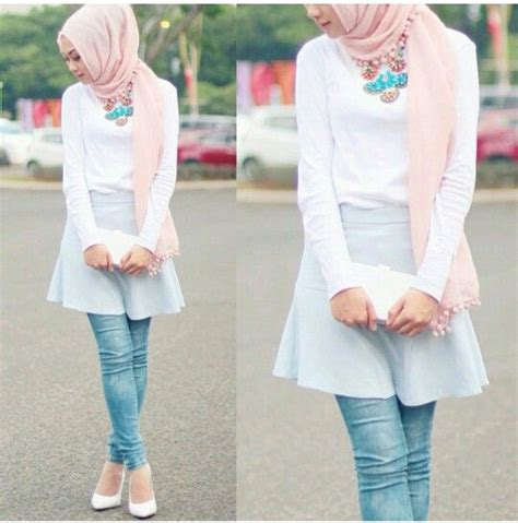 Ceiso White Dress Casual Cantik Style 10 fashion casual yang santai namun tetap modis