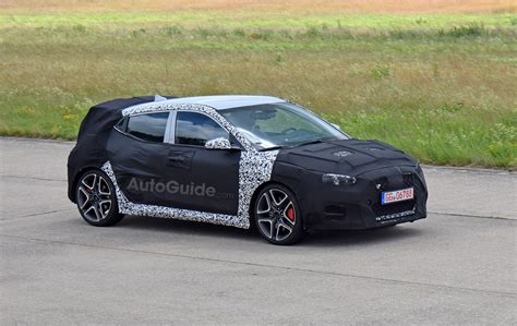 Hyundai Veloster Forum by Hyundai Veloster N Makes Its Appearance