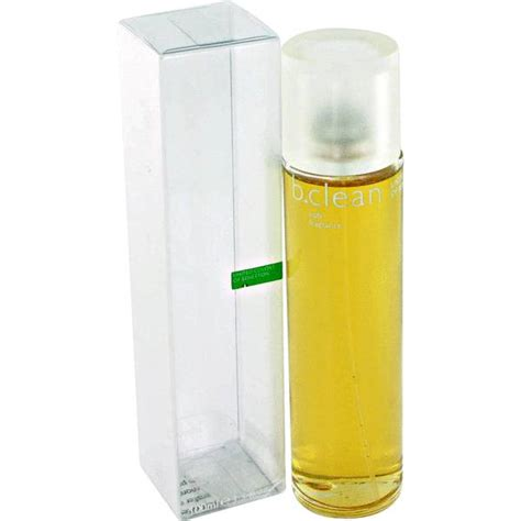 Parfume Soft be clean soft perfume for by benetton