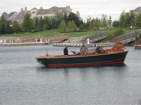 bay harbor boat show debate week part 6 resto mods classic boats woody