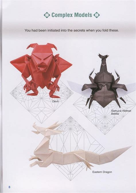 Origami Books Pdf - genuine origami jun maekawa